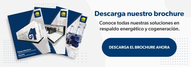 Descargar Brochure - Plantas Eléctricas