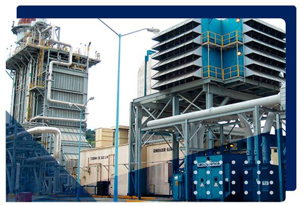 Proyectos de Energía y Cogeneración