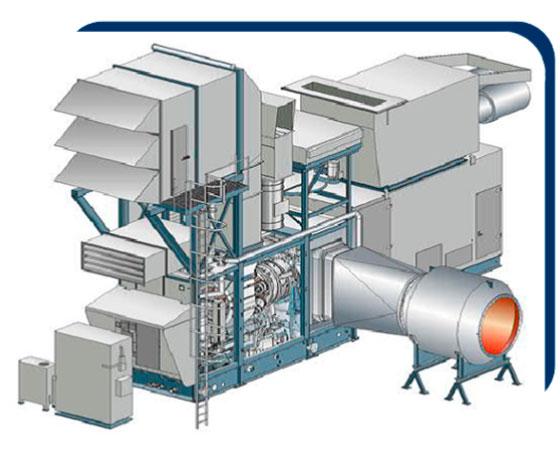 Ventajas de Turbogeneradores Paquetizados en México