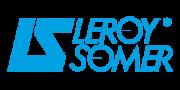 Planta eléctrica con controlador Leroy Somer