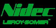 Planta eléctrica con motor Nidec Leroy-Somer